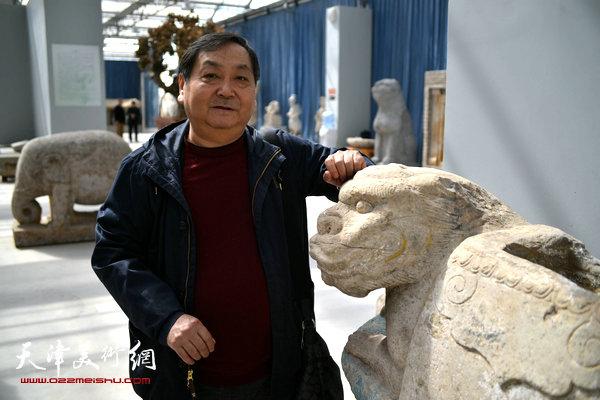 星四沙龙文化活动基地在双街石雕艺术博物馆揭牌