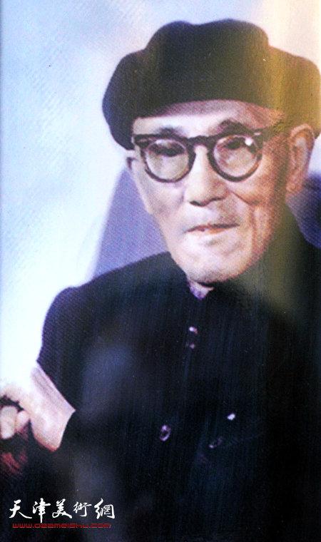 梁崎先生在上世纪七十年代。