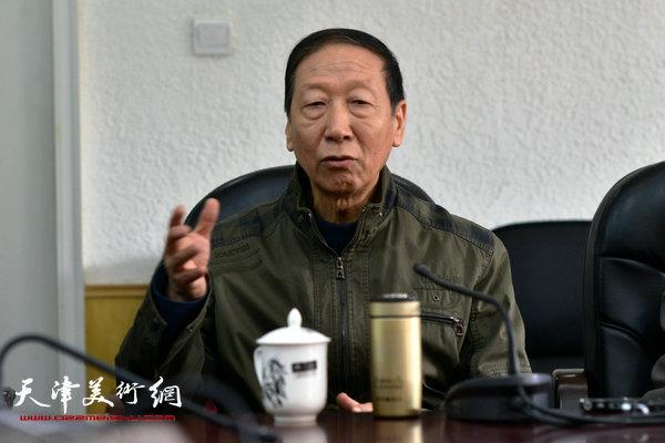 书画家、梁崎研究学者曹恩祥。