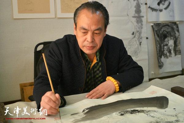 嘉宾:李寅虎,天津美术学院副教授,天津美术家协会会员。
