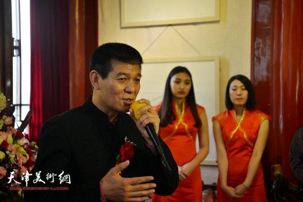 范扬中国画作品展