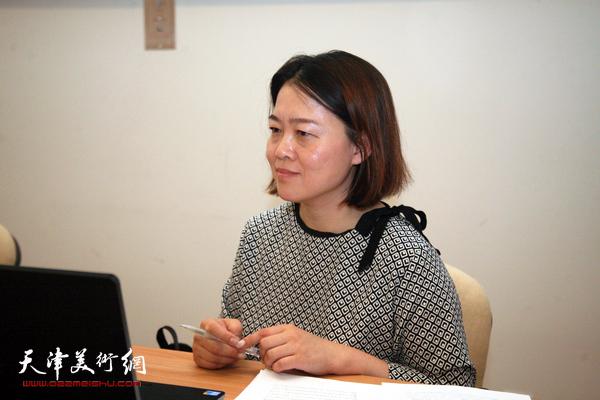 """""""第二届京津冀非物质文化遗产联展""""召开新闻发布会。"""