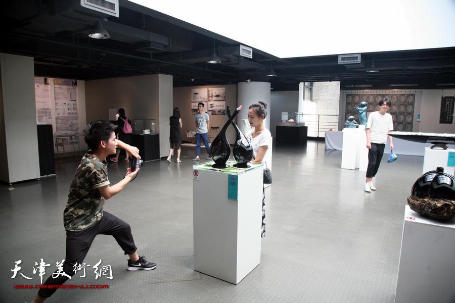 在花园-天津美术学院举办2016届毕业生优秀作品展
