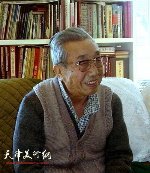 原天津美术学院院长陈因去世 享年95岁