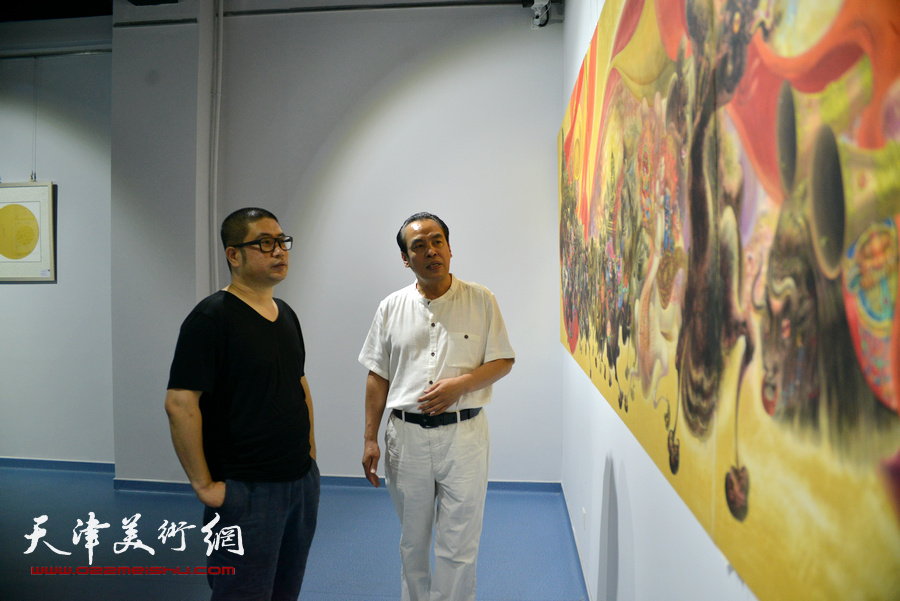 笔底庄严-李寅虎个人作品展