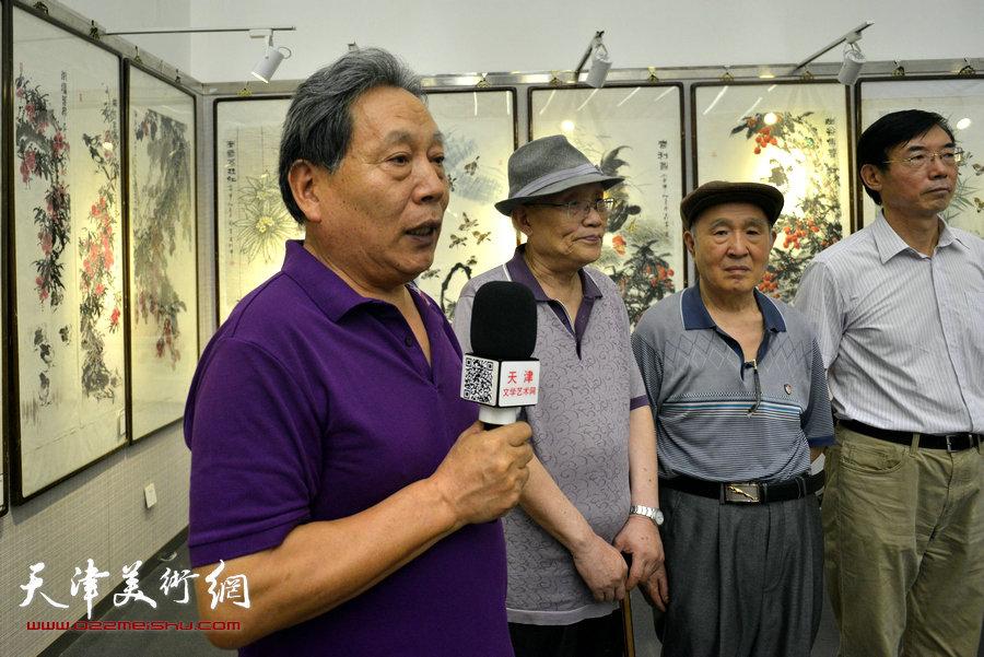 """""""南国荔枝红""""画展"""