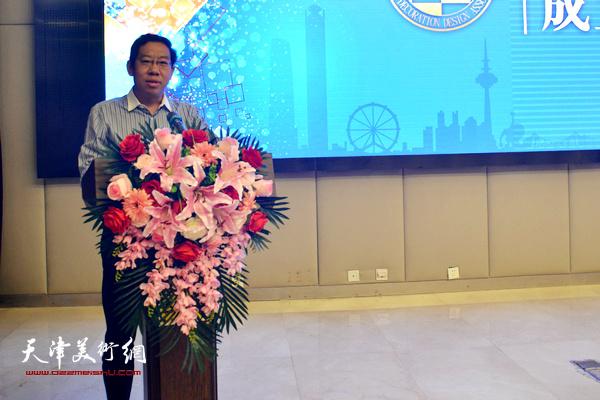 天津市委统战部副部长、天津工商联党组书记刘道刚