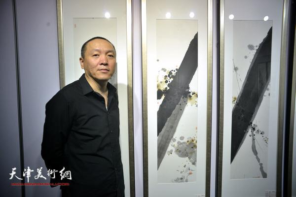 """天津美院七教授""""随艺""""国画展"""