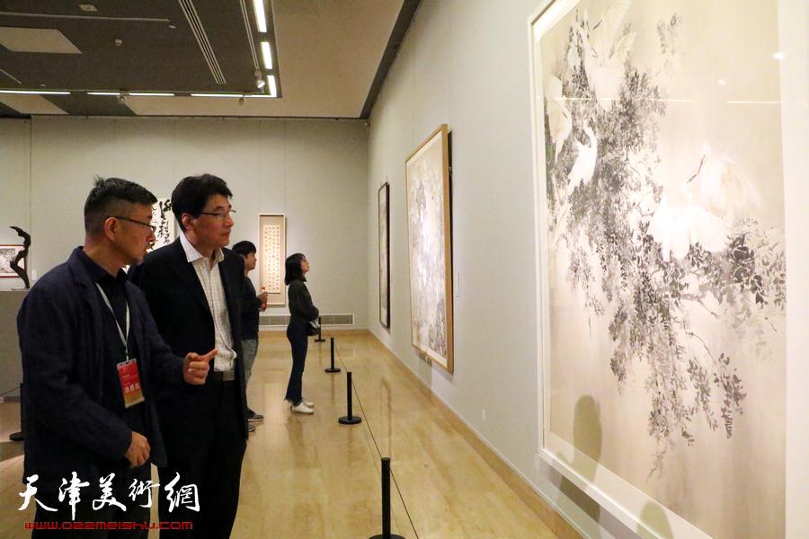 世纪归鸿—天津美院办学110周年教师作品展