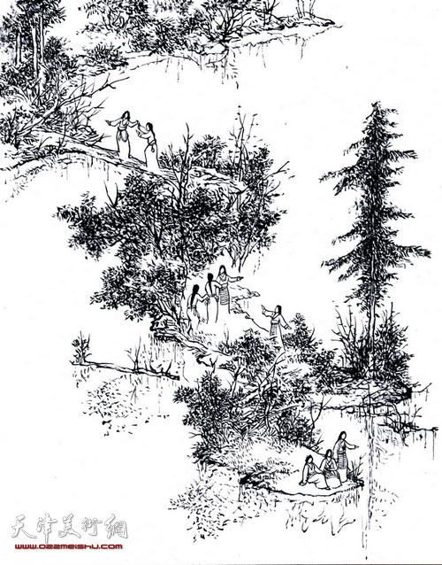 李明《九寨沟神话》