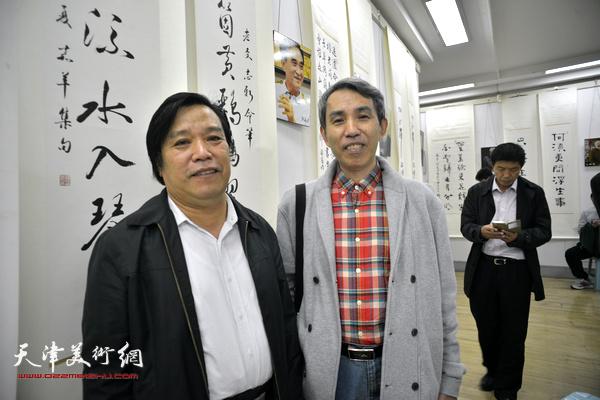 左起:李耀春、任云程。