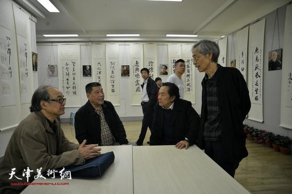 左起:郭书仁、顾志宏、王全聚、姚景卿。