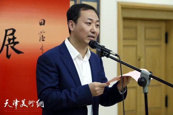 赵红岩书法个展