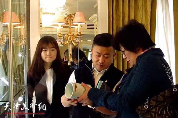 《鉴赏CHINA》海外遗珍展开幕。