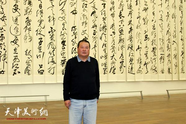 津门艺术家马孟杰