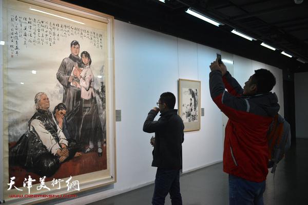 张德育艺术与文献展
