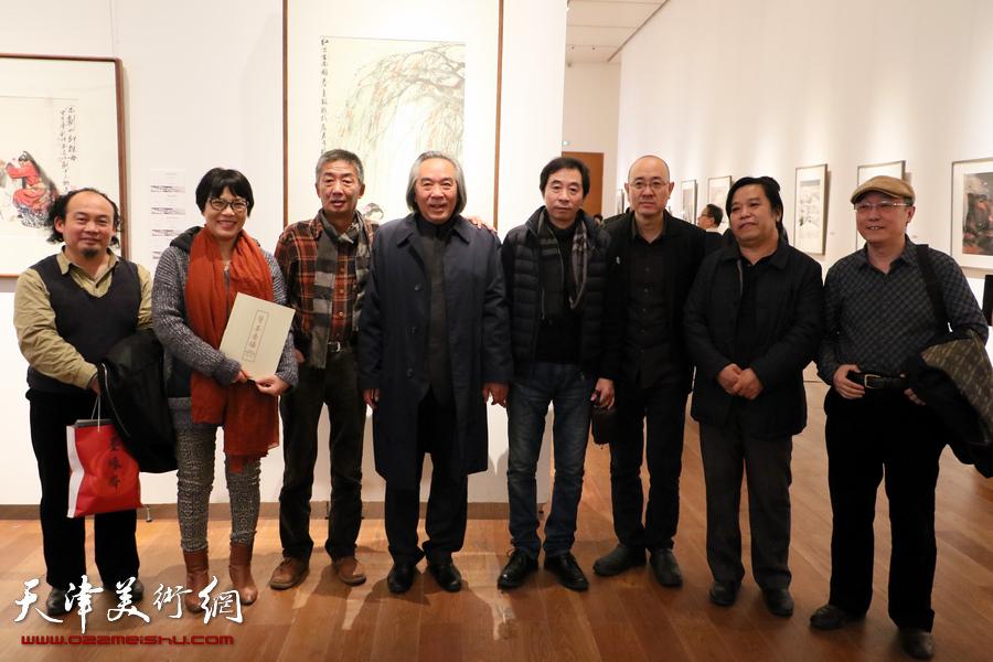 笔墨尘缘—冯远中国画作品展