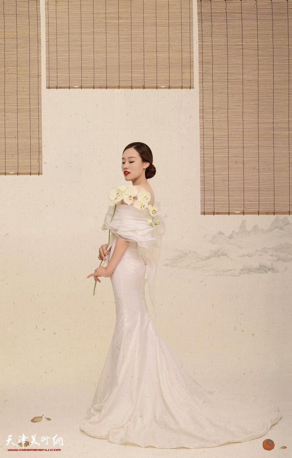 余辉、王雪作品:《新天津青年》