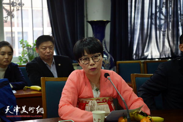 南开大学天津校友会书法协会成立