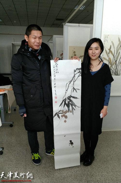 灯塔一高中老师王霞照片