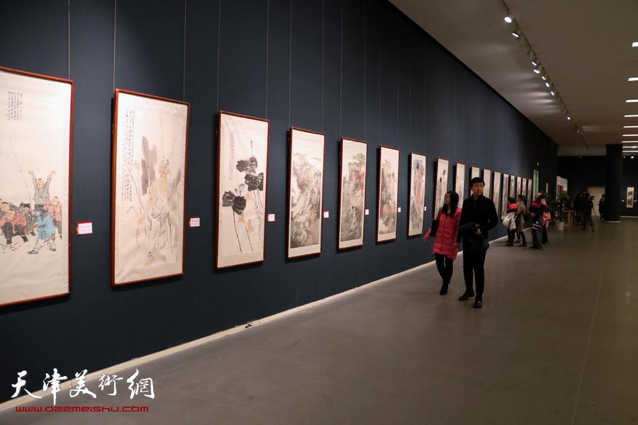 文化协同 共画发展-京津冀美术名家邀请展