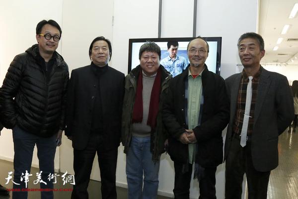 天津美院实验艺术展