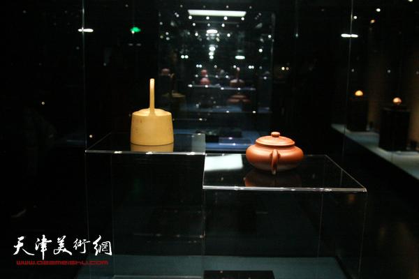 宋广仁紫砂收藏展