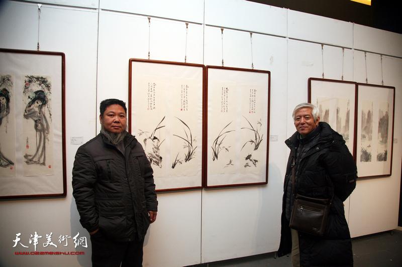 津门2018最新博彩白菜大全名家四条屏展
