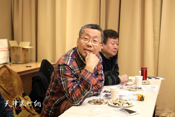 吕培桓教授讲话