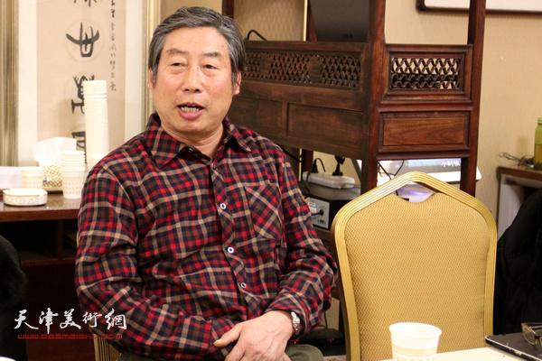 胡万荣教授讲话