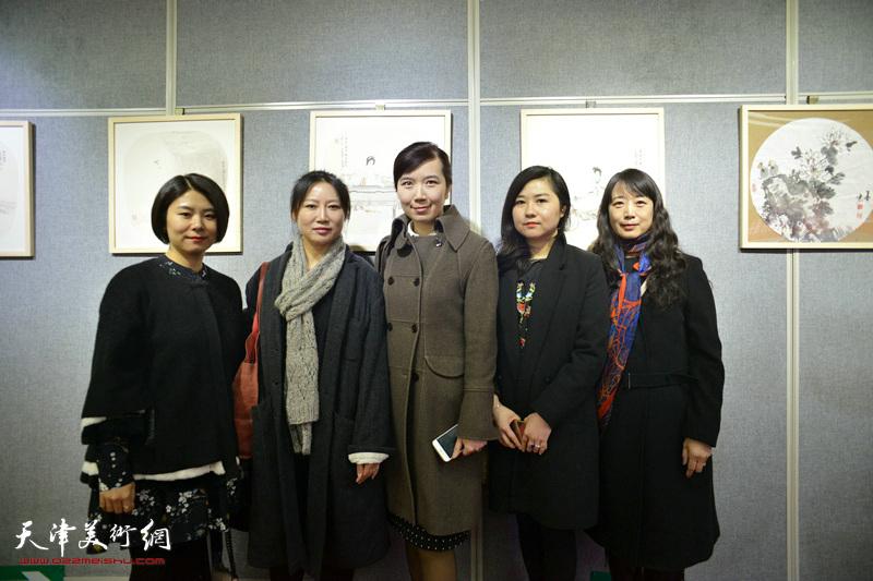 天津女子画院第十三届国画精品展