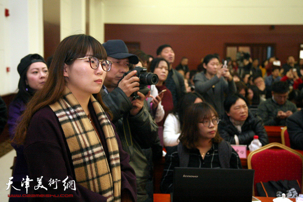 庆祝三八国际劳动妇女节书法大讲座