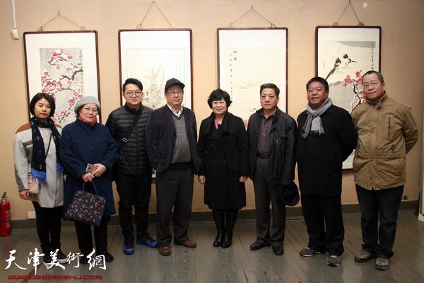 桂馥兰馨—天津女子画院书画展