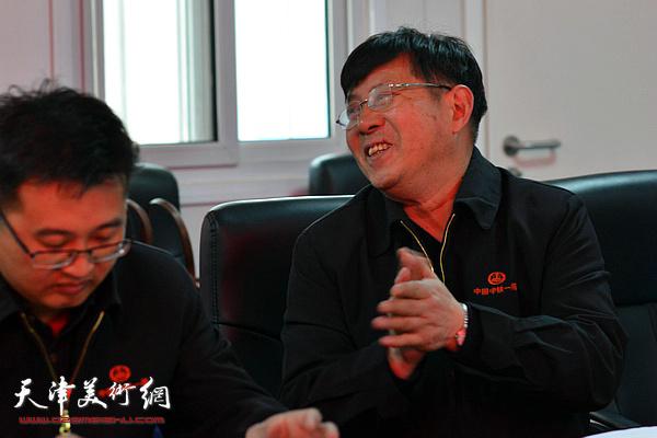 中铁一局天津公司10号线11标项目书记郑廷民