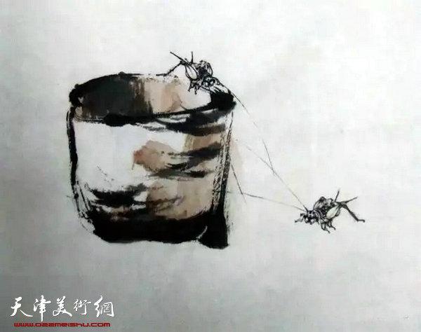 董铁山作品