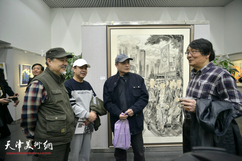 纯粹无界-乔晋津、焦小红、张新佳作品展