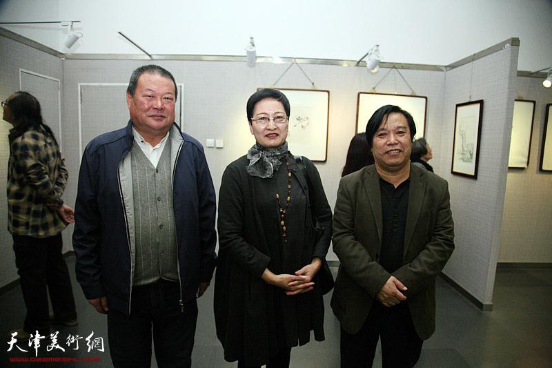 刘正恽花鸟画展