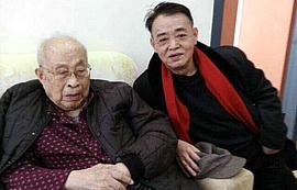 张蒲生、何延喆、马明春节前夕看望恩师孙其峰