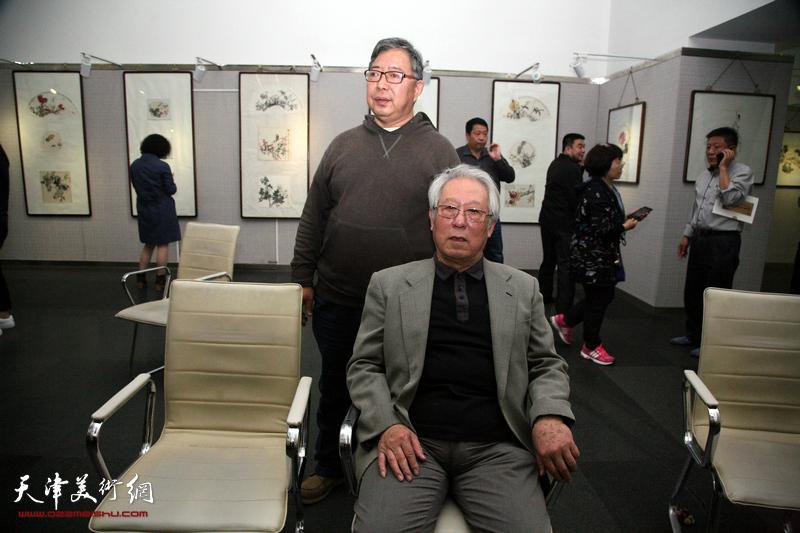 弛笔问道-贾宝珉花鸟画小品展