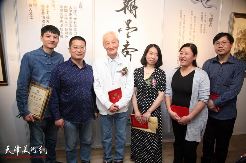 翰墨秀山——南开大学秀山画会成立仪式暨首展
