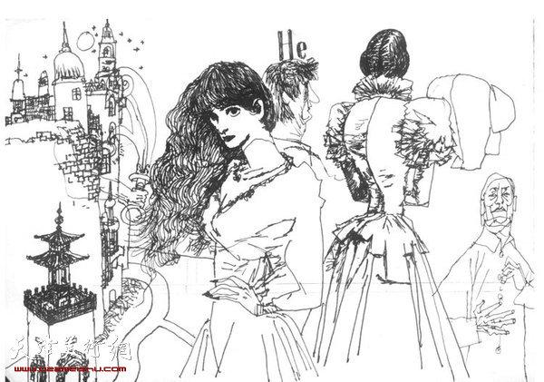 王书朋文学作品插图