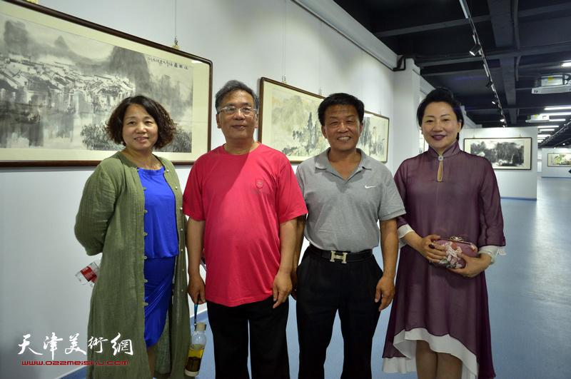 天津金带福路文化传播中心周年庆典活动