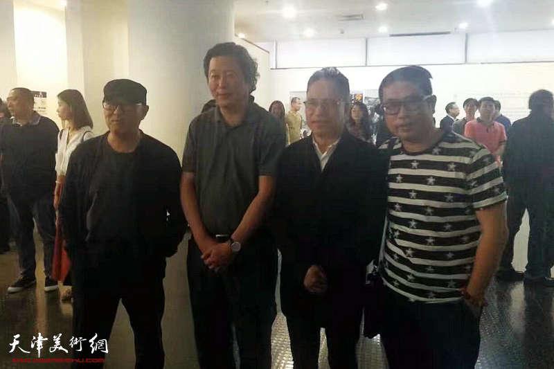 命运墨皈——梁占岩、袁武、张江舟水墨艺术展