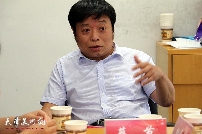 天津大学建筑设计规划研究总院常务总建筑师蔡节