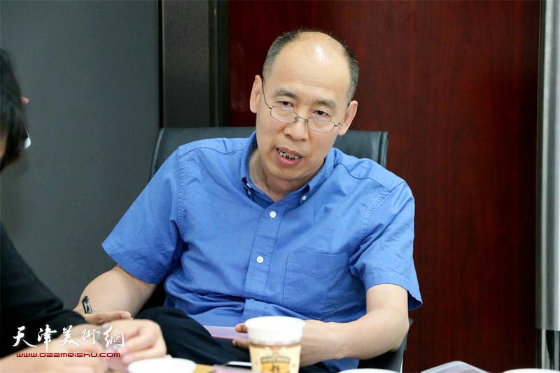 天津大学建筑设计规划研究总院副总建筑师吴放