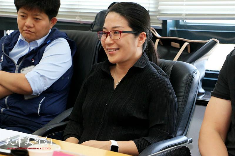 天津地胜装饰设计有限公司创始人杜长静
