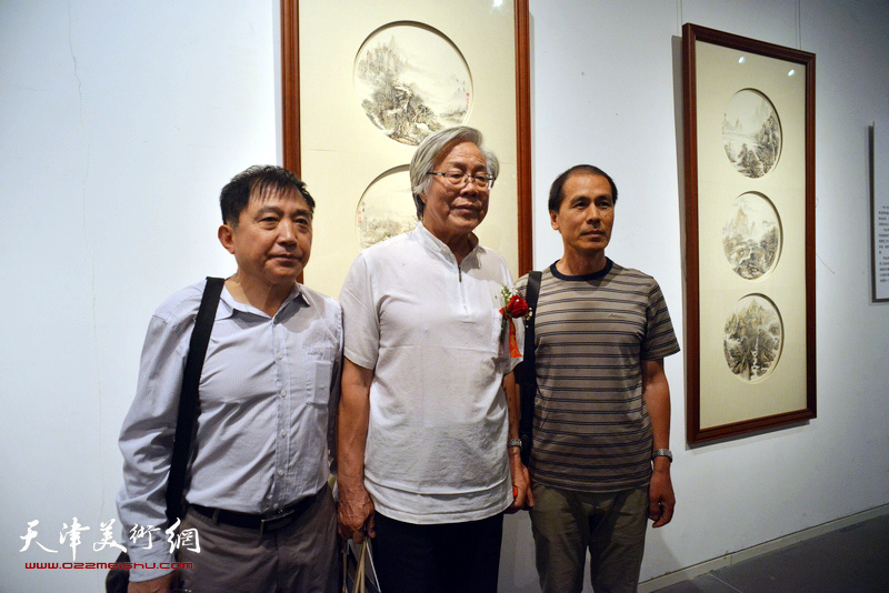 百年湖社-天津湖社展览