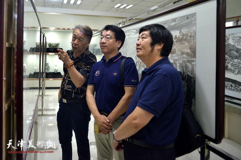 中国扬州八怪研究院天津院