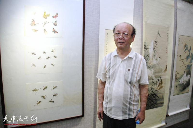 天津工艺美院616艺术沙龙写生作品邀请展