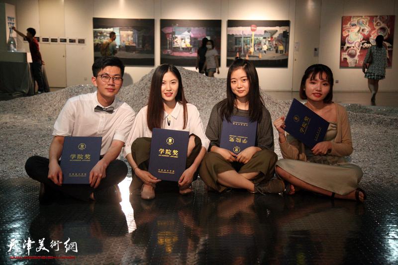 天津美术学院2017届毕业生优秀作品展